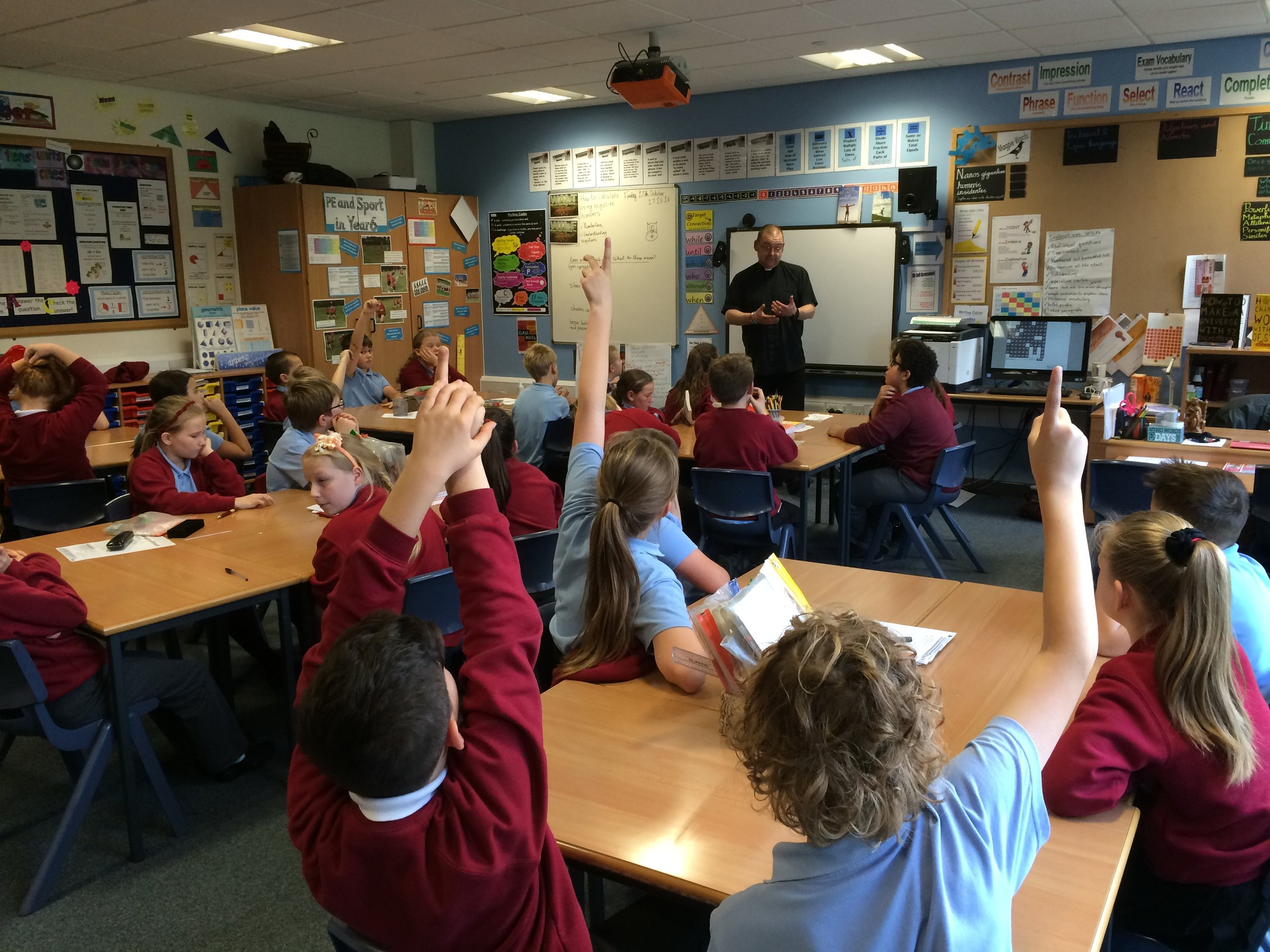 how we teach RELIGIOUS education -