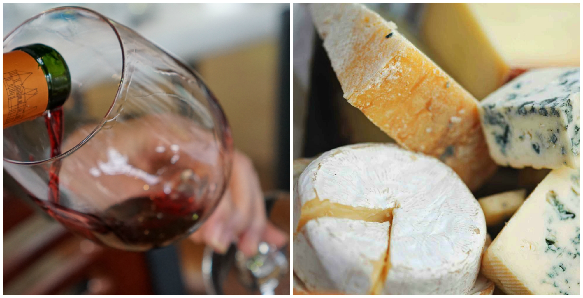If you missed the chance to reserve a seat at the Bordeaux Dinner, don't worry! This is your chance to become truly familiar with these spectacular wines, plus cheeses to pair!