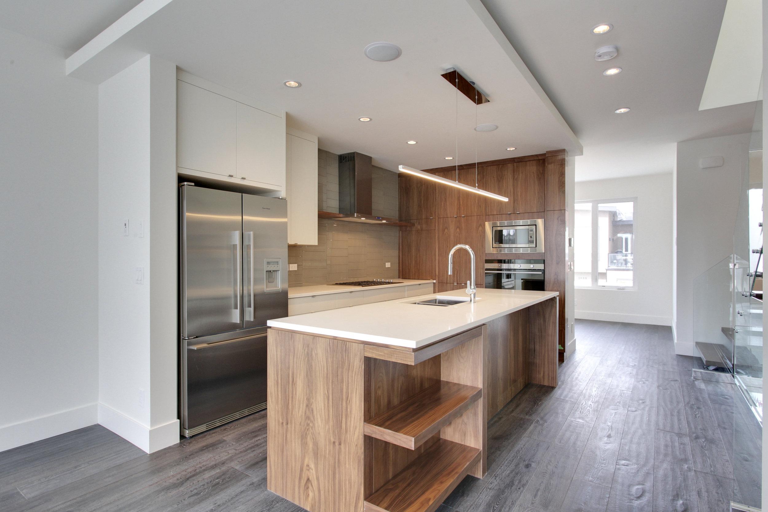 Parcside - Interior Kitchen