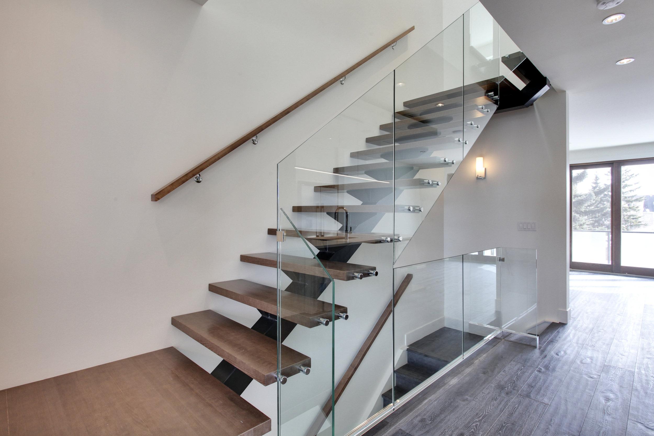 Parcside - Interior Stair