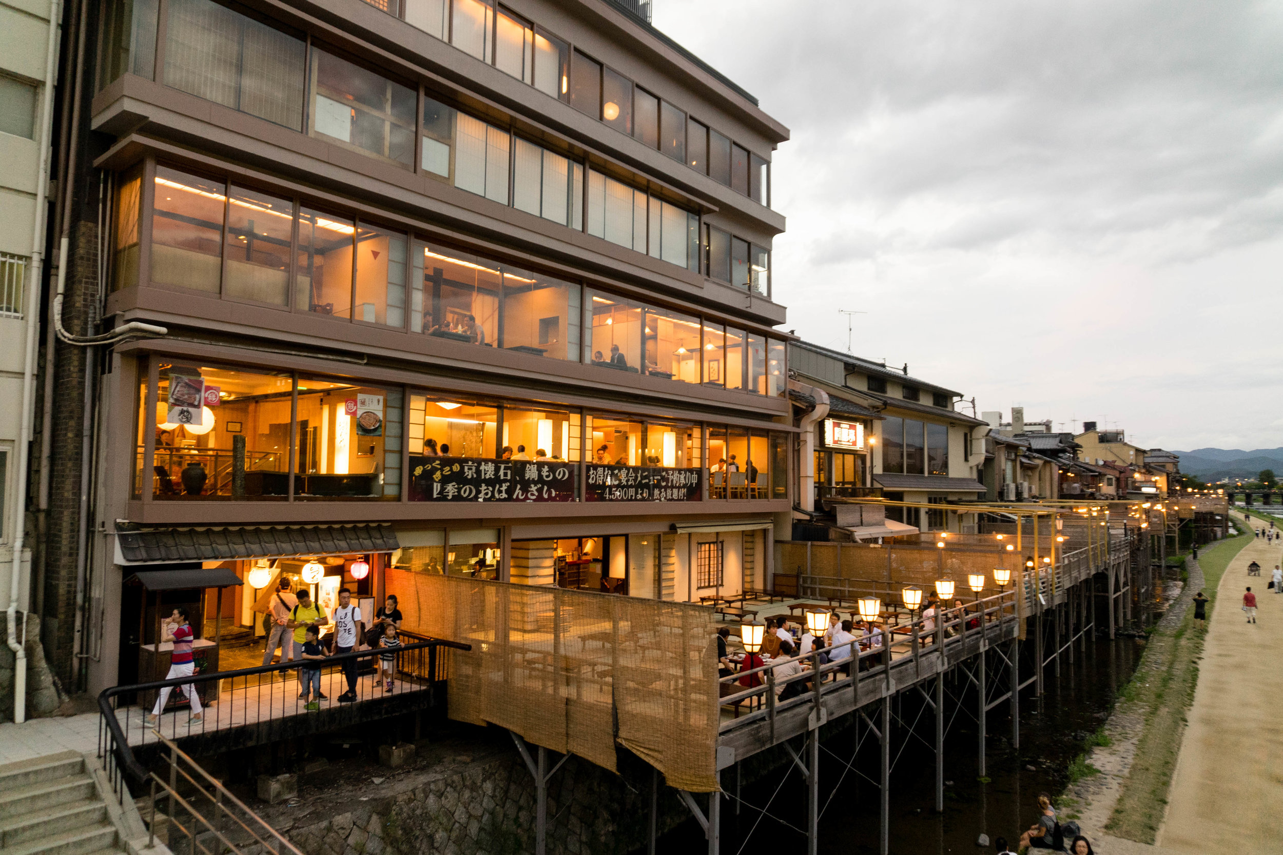 Kyoto_Japan_River