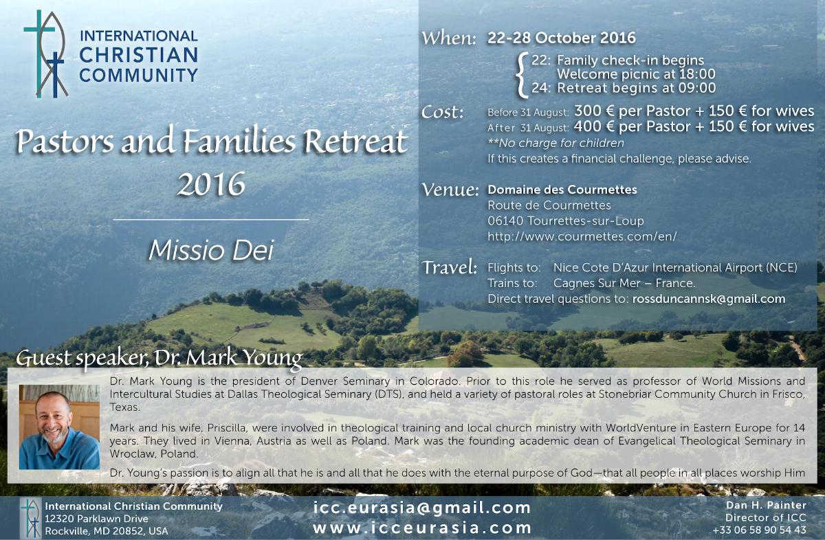 ICC 2016 retreat