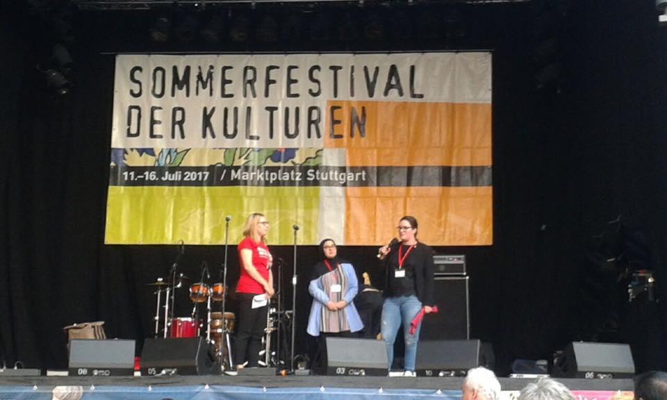 WoW @ Sommerfestival der Kulturen 2017