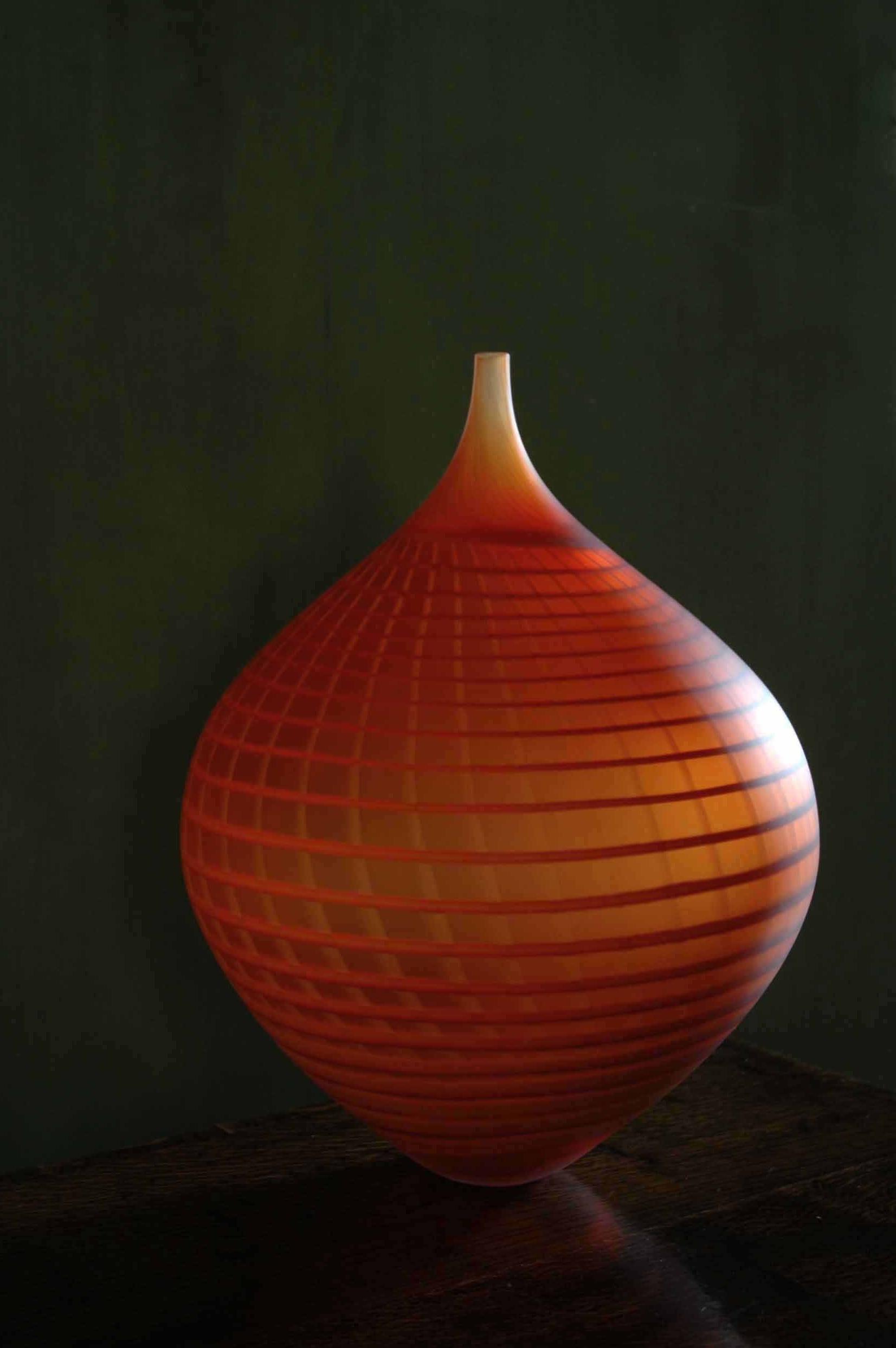 12.Orange Gourd Vase jpg.jpg