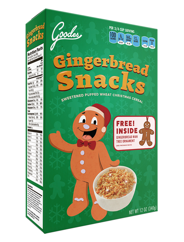 Kid's Cereal Packaging Concept 3
