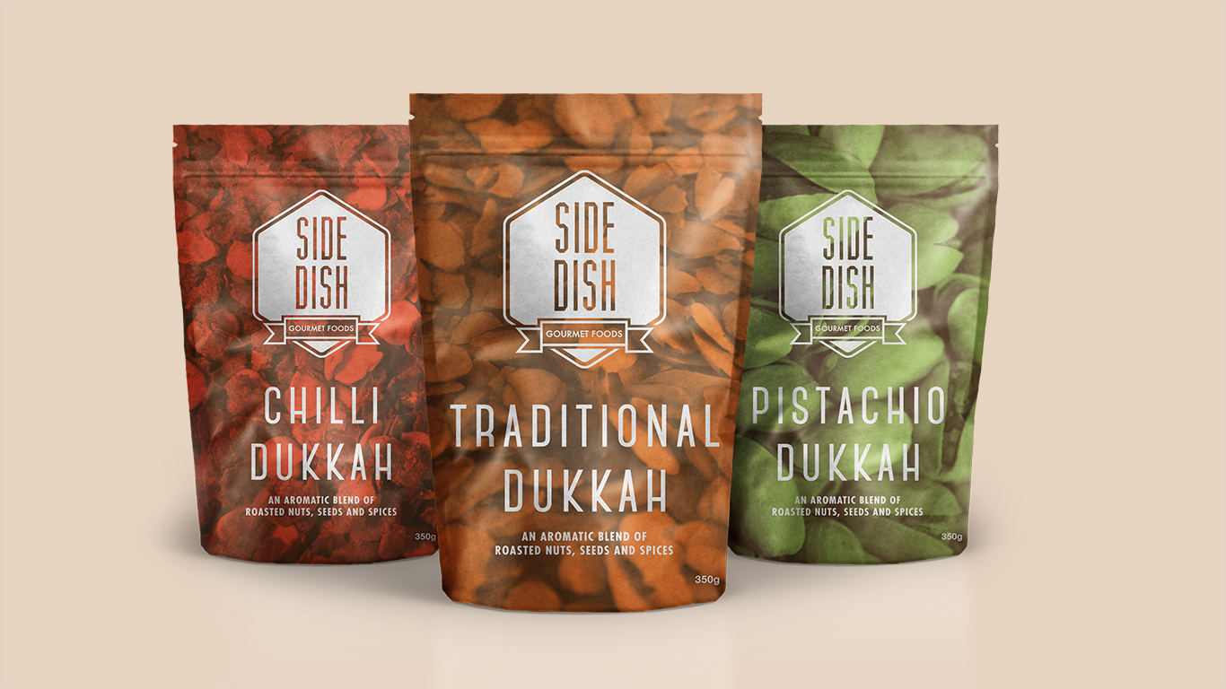 Food Packaging Concept 2