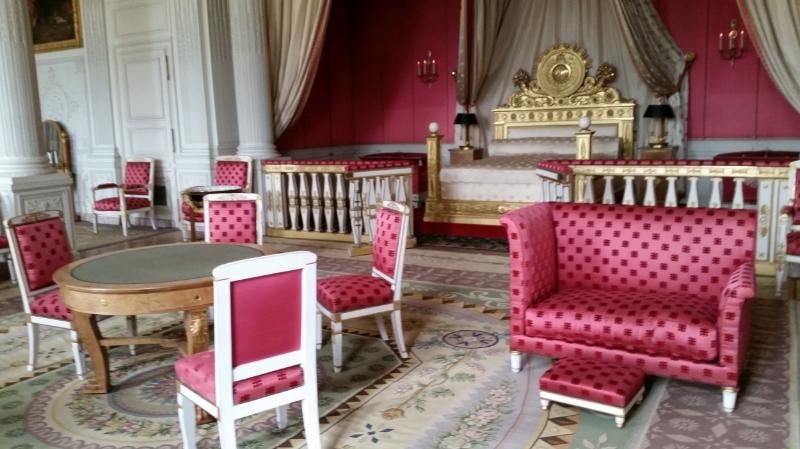 Queen's quarters in Petit Trianon