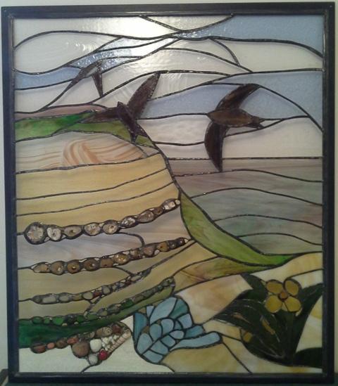 Dunwich cliff