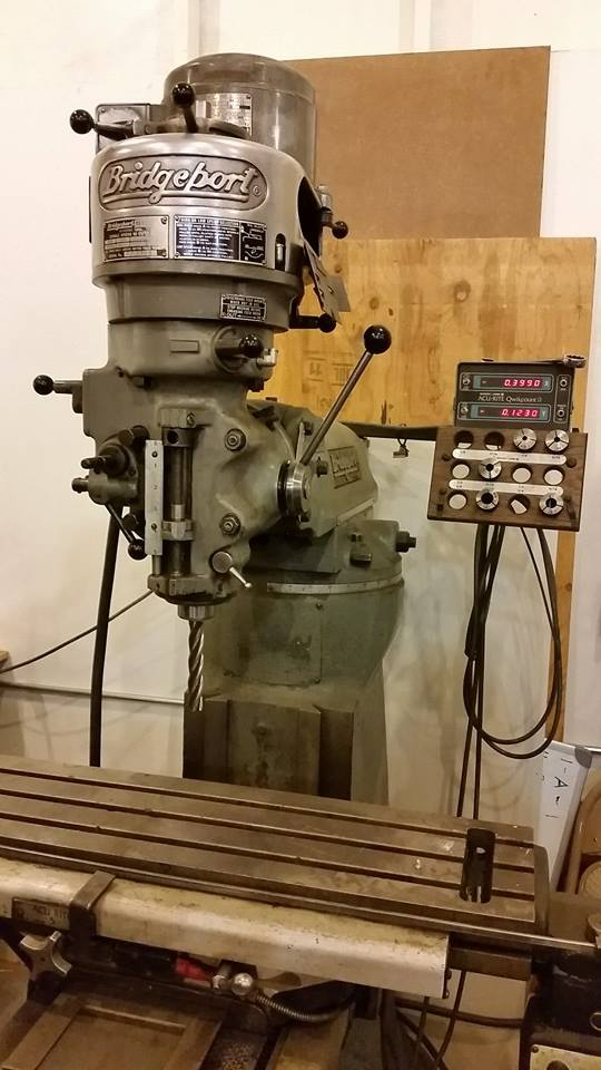 Spokane Create CNC Machine