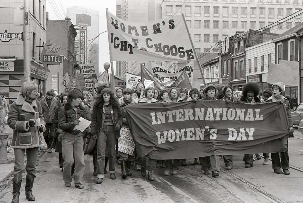 March 1982, Toronto