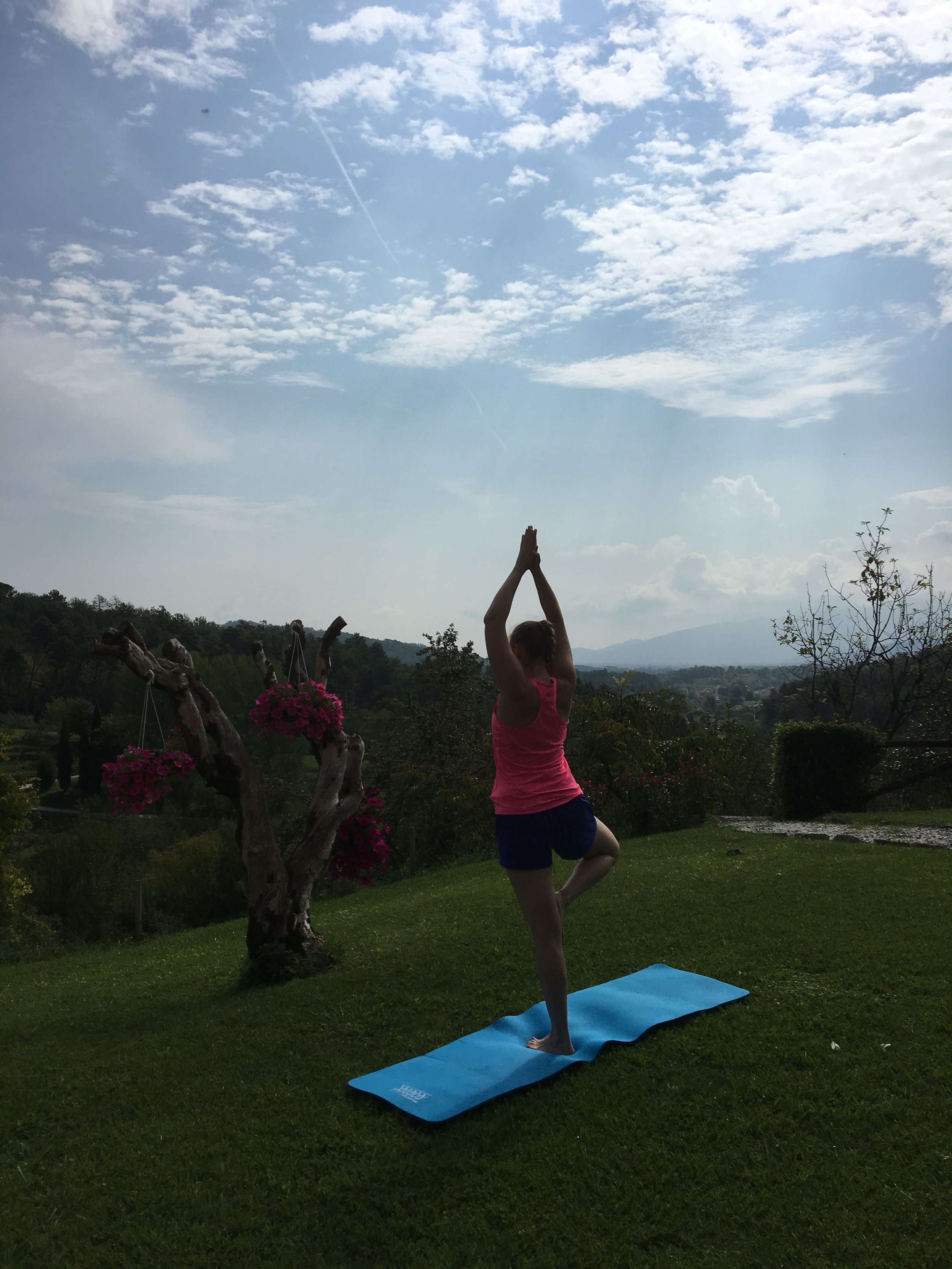 JUNE CLEARSPACE: Yoga and Fitness with Balance GymJune 7-14 2019 from £935 - Clearspace is joining forces with Balance : The Countryside Gym and Kara Herbert, Yoga Teacher to present a full weeks retreat of Hatha yoga and fitness- Only 3 more places available
