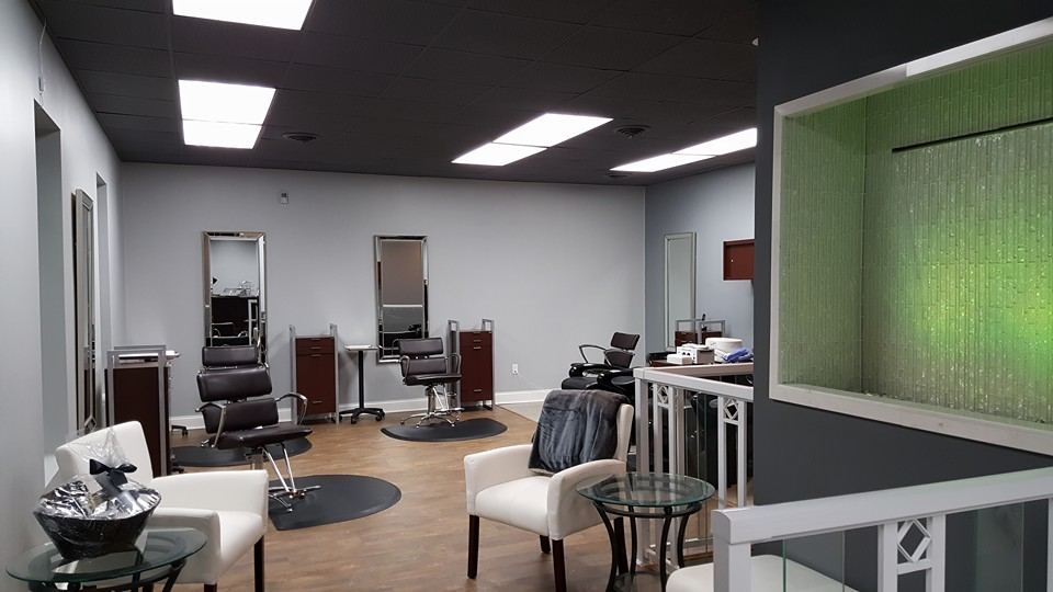 We designed our salon to allow for breathing room and a one-on-one experience with our experts.