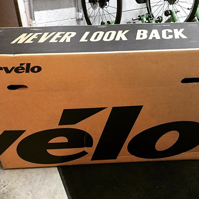 One very happy customer to enjoy this weekend weather on this Cervelo R5 Di2  #cervelocycles #CerveloR5 #bicycle #thehockeyshopny #thscycling