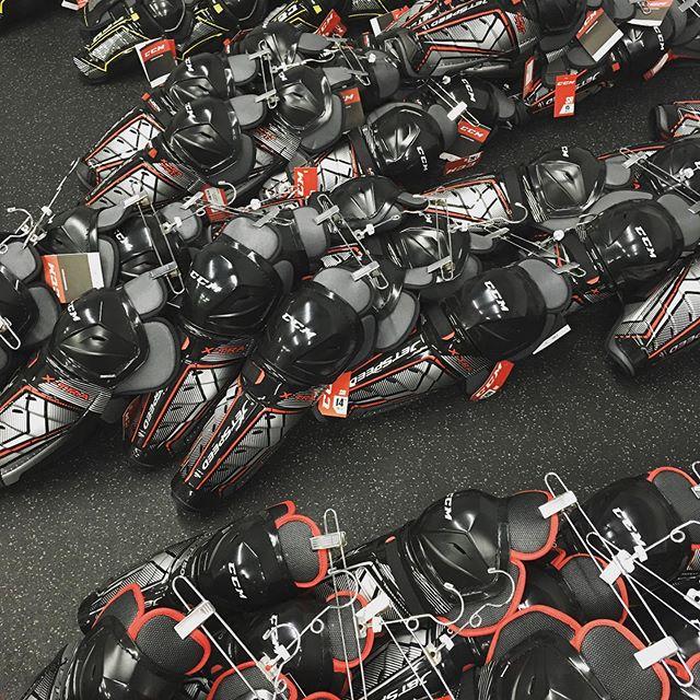 Fresh arrivals today  #hockeylife #ccm #ccmhockey #ccmjetspeed #summerhockey #thehockeyshopny