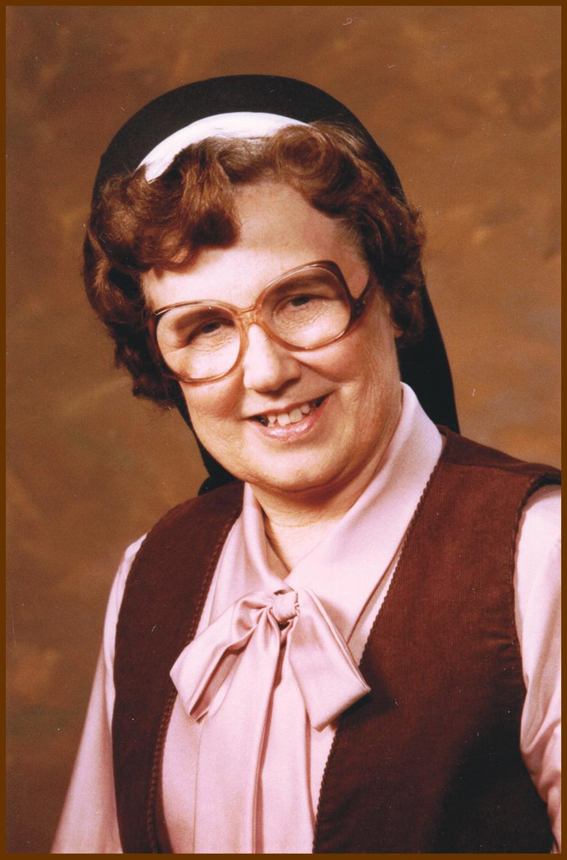 Sister Mary Evangeline Randolph