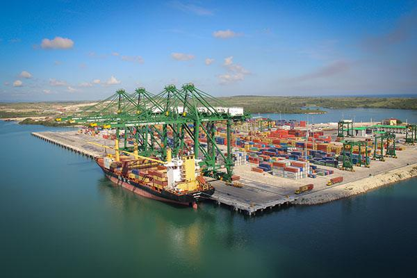 The Port at Mariel, Republic of Cuba, managed by Singapore-based PS International.