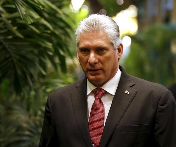 H.E. Miguel Diaz-Canel