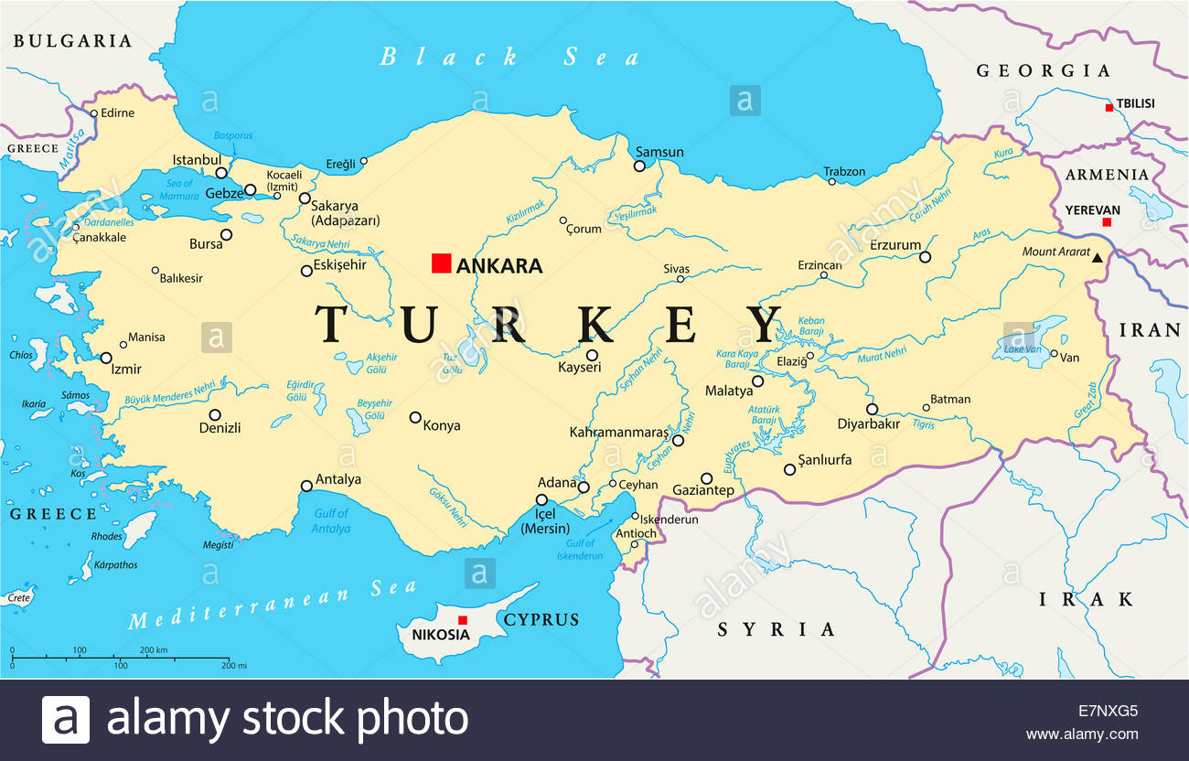 turkey-political-map-with-capital-ankara-national-borders-most-important-E7NXG5.jpg