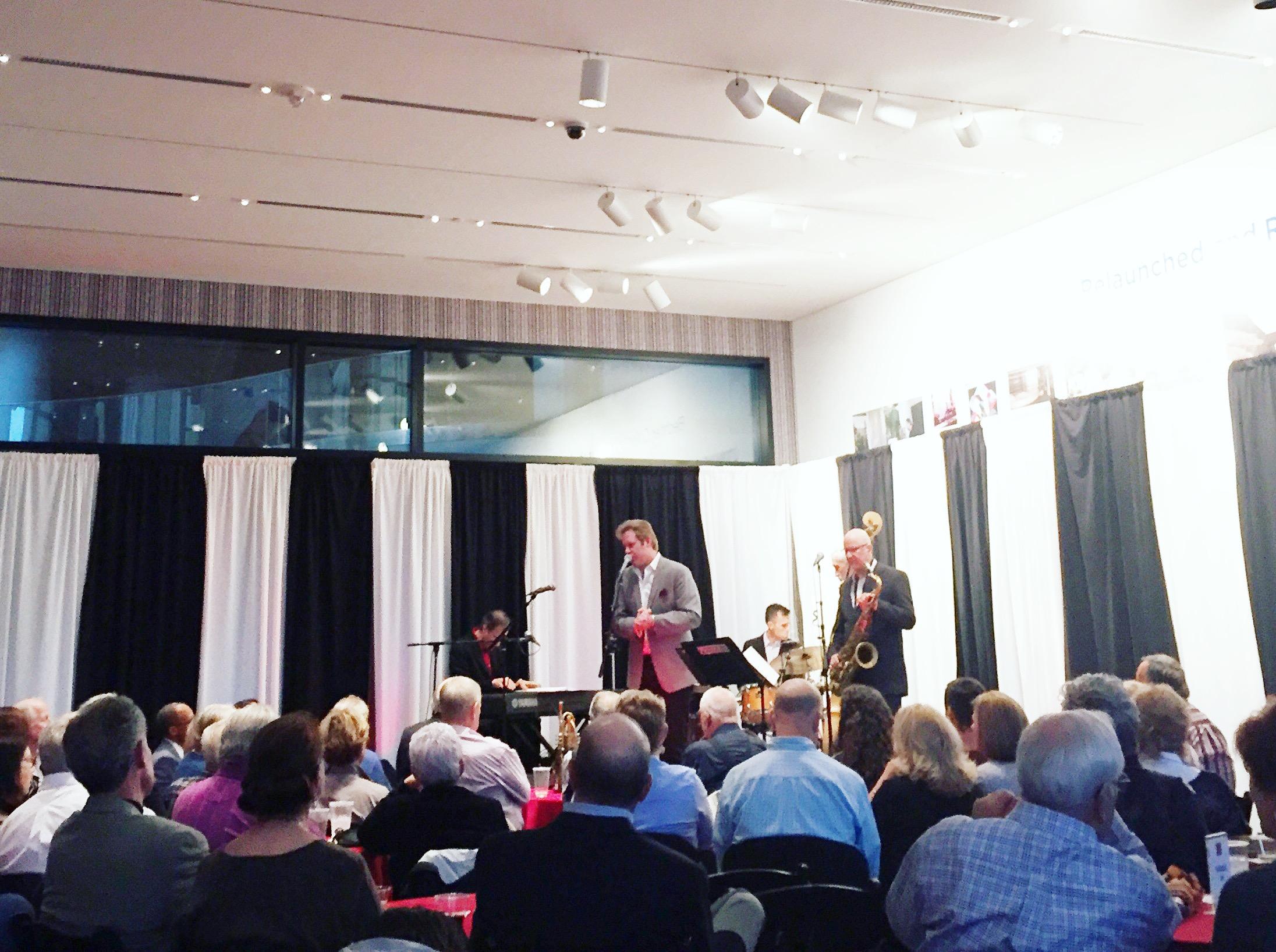 Joe Gransden & Ziad Jazz Quartet | Jazz at the Bechtler | Charlotte, NC
