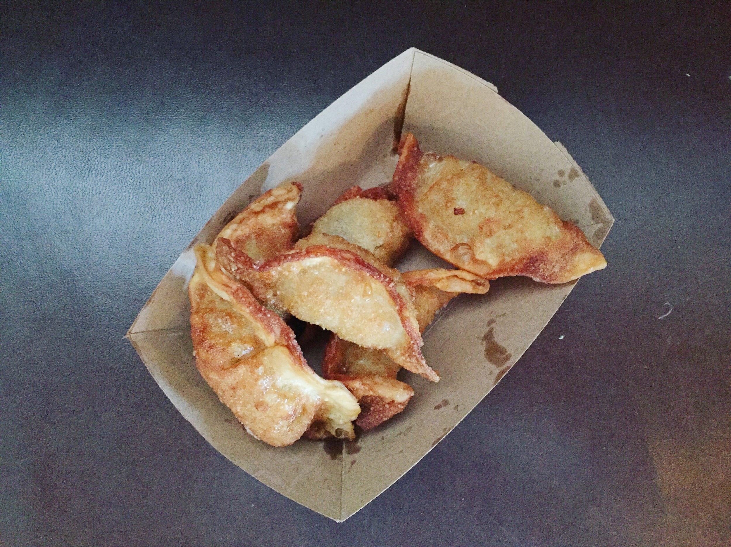 Fried Gyoza | A Bao Time Food Truck