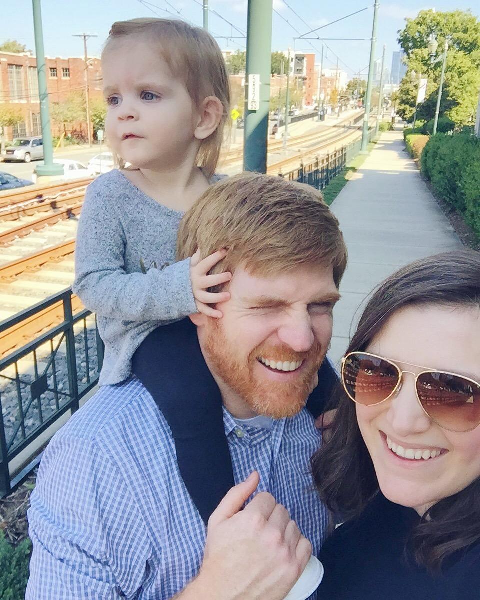 Stop, selfie time! | Rail Trail, SouthEnd