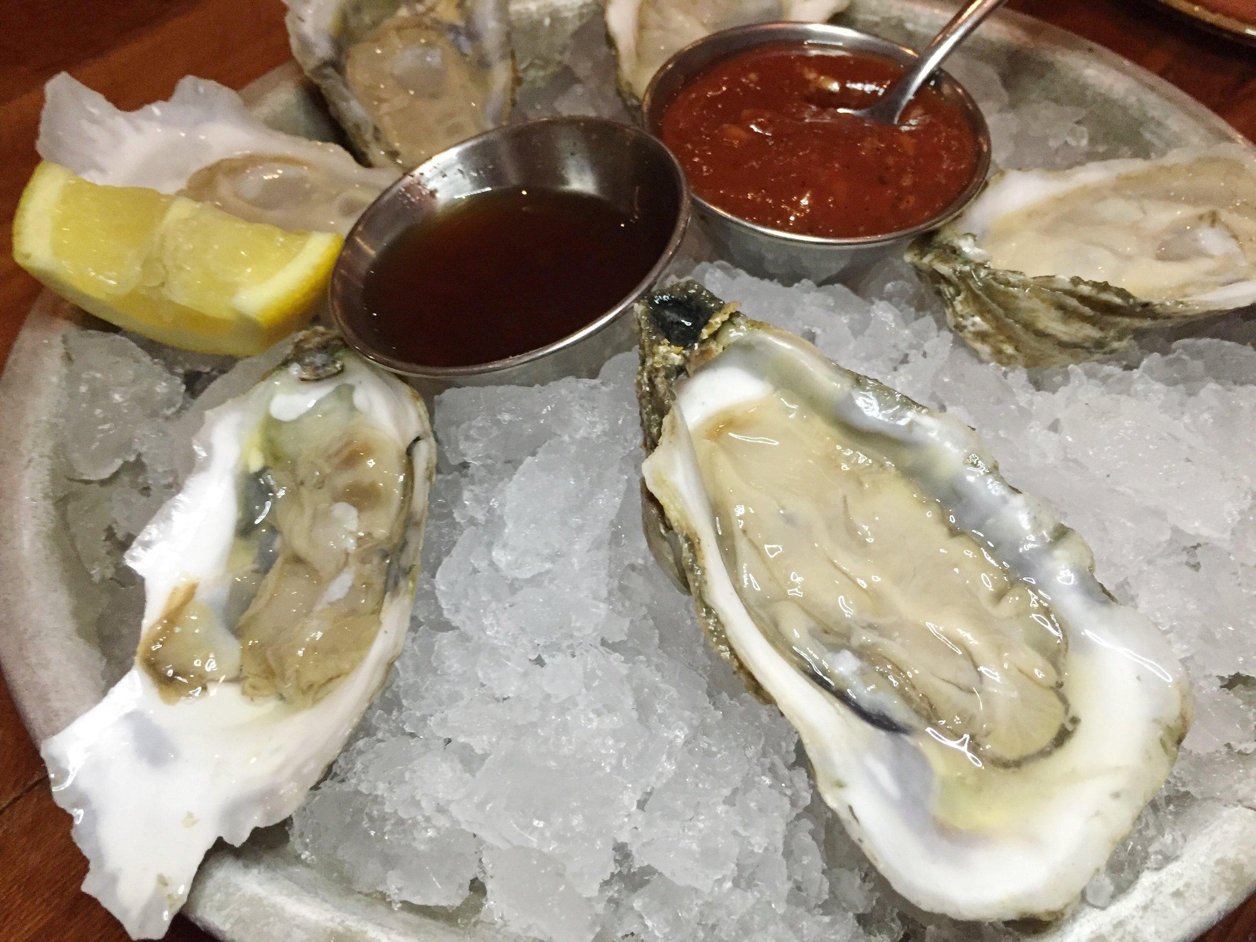 Rappahannock (Topping, VA), Rochambeu (Yorktown, VA), Olde Salts (Chincoteague, VA)