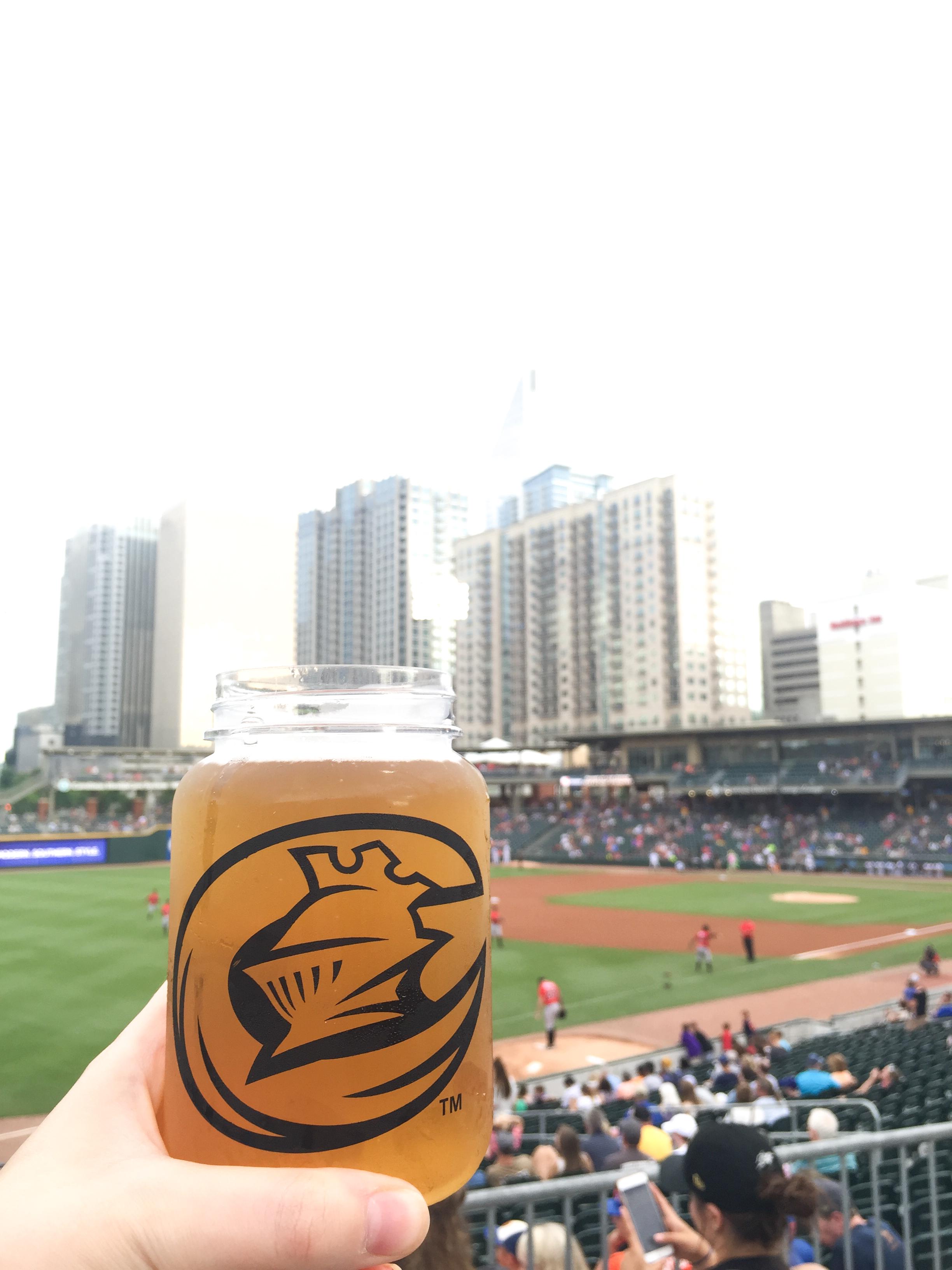 A Knight's Ale | BB&T Ballpark