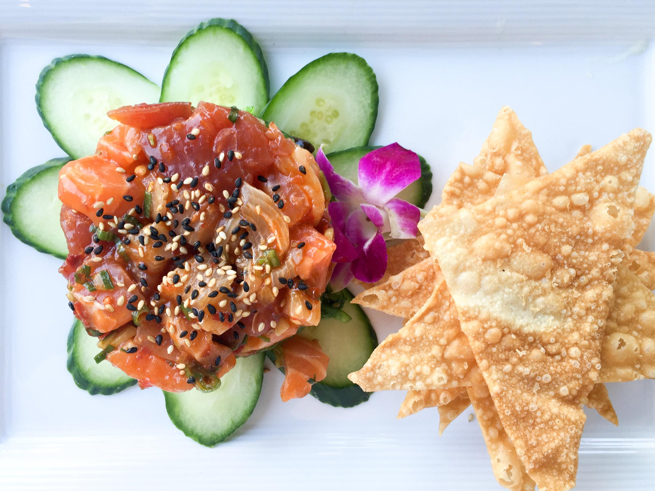 eez-fusion-sushi-huntersville-nc-spicy-poke-dip