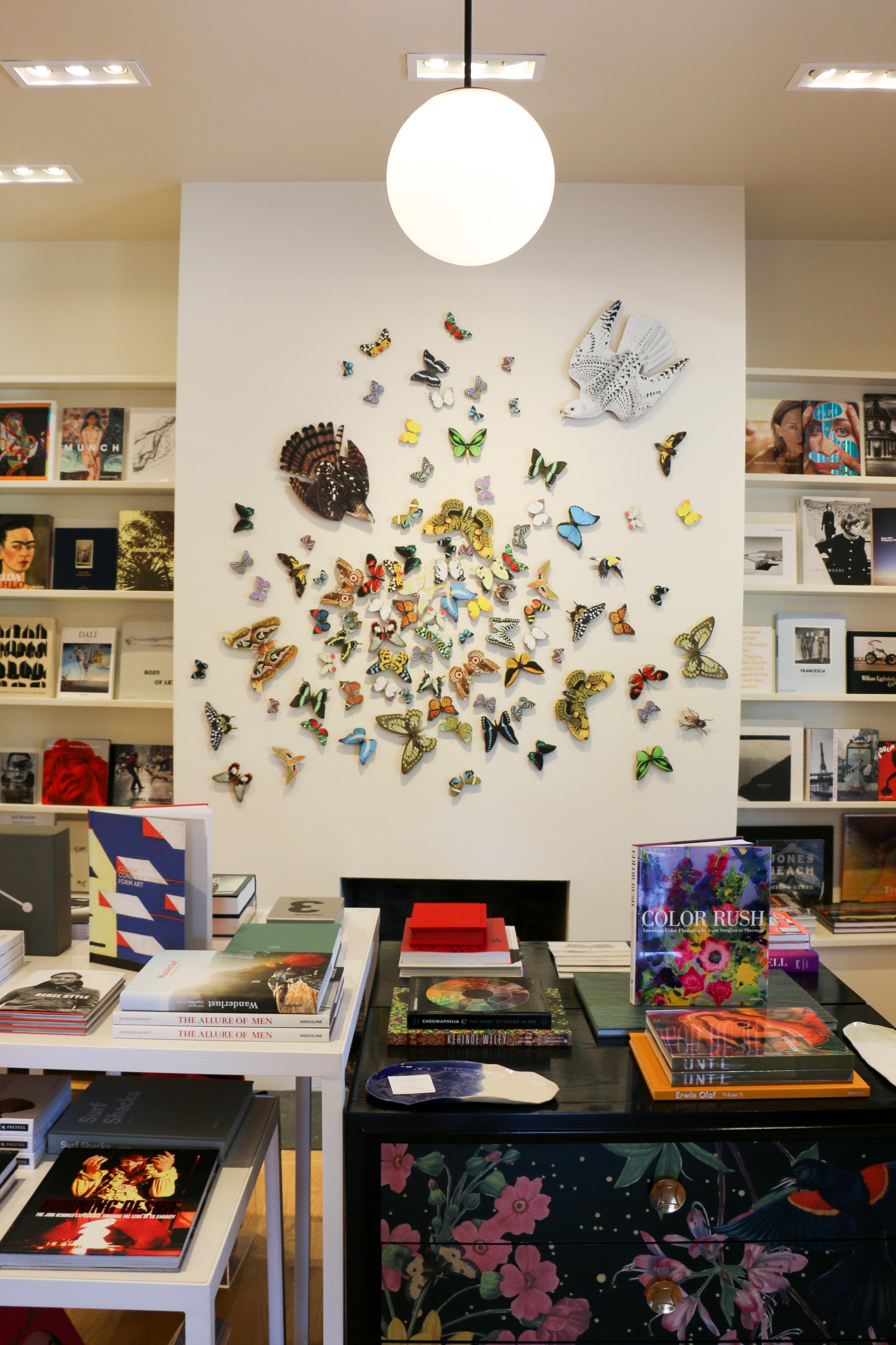 soco-gallery-bookshop-butterfly-wall-charlotte-nc