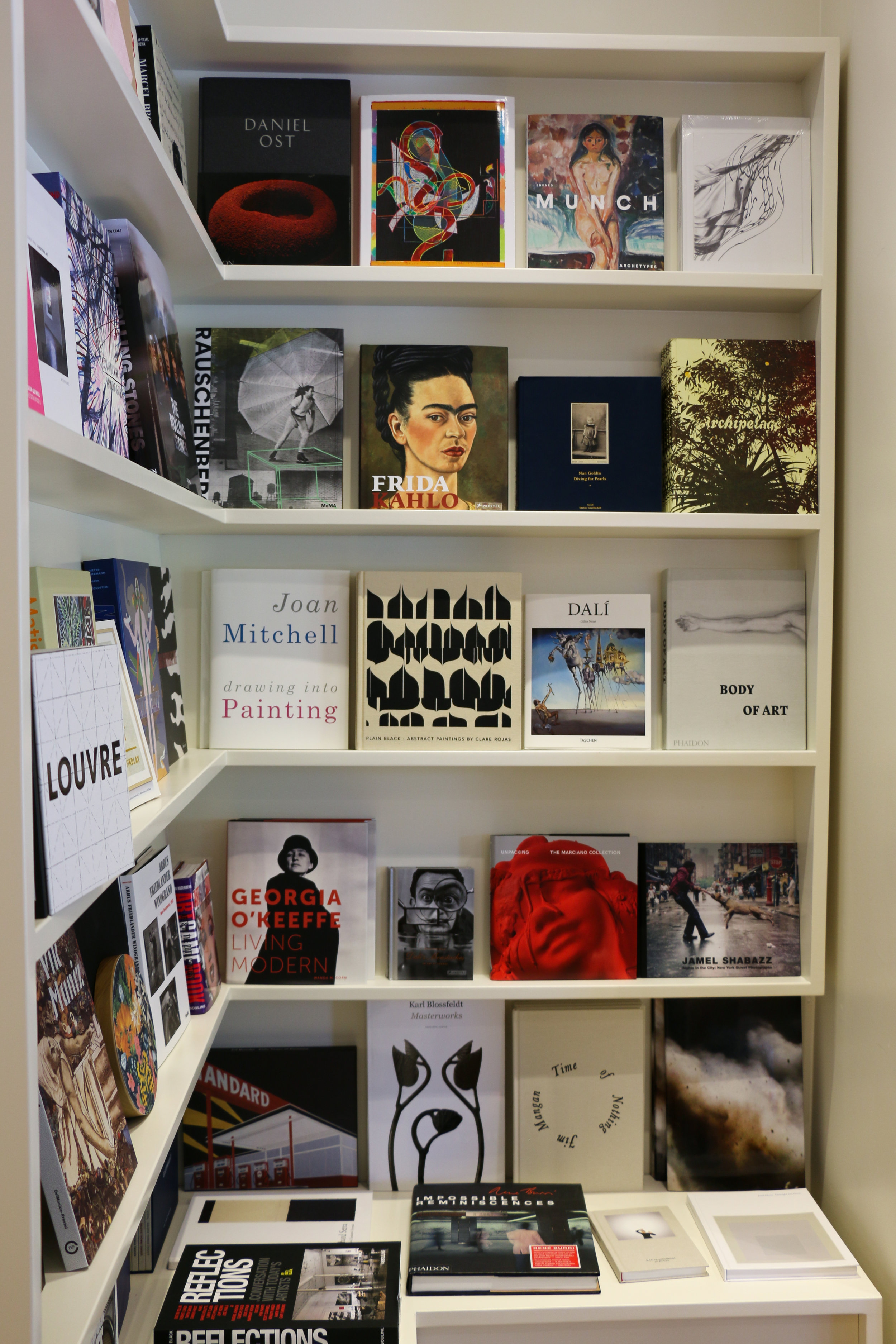 soco-gallery-charlotte-nc-book-selection