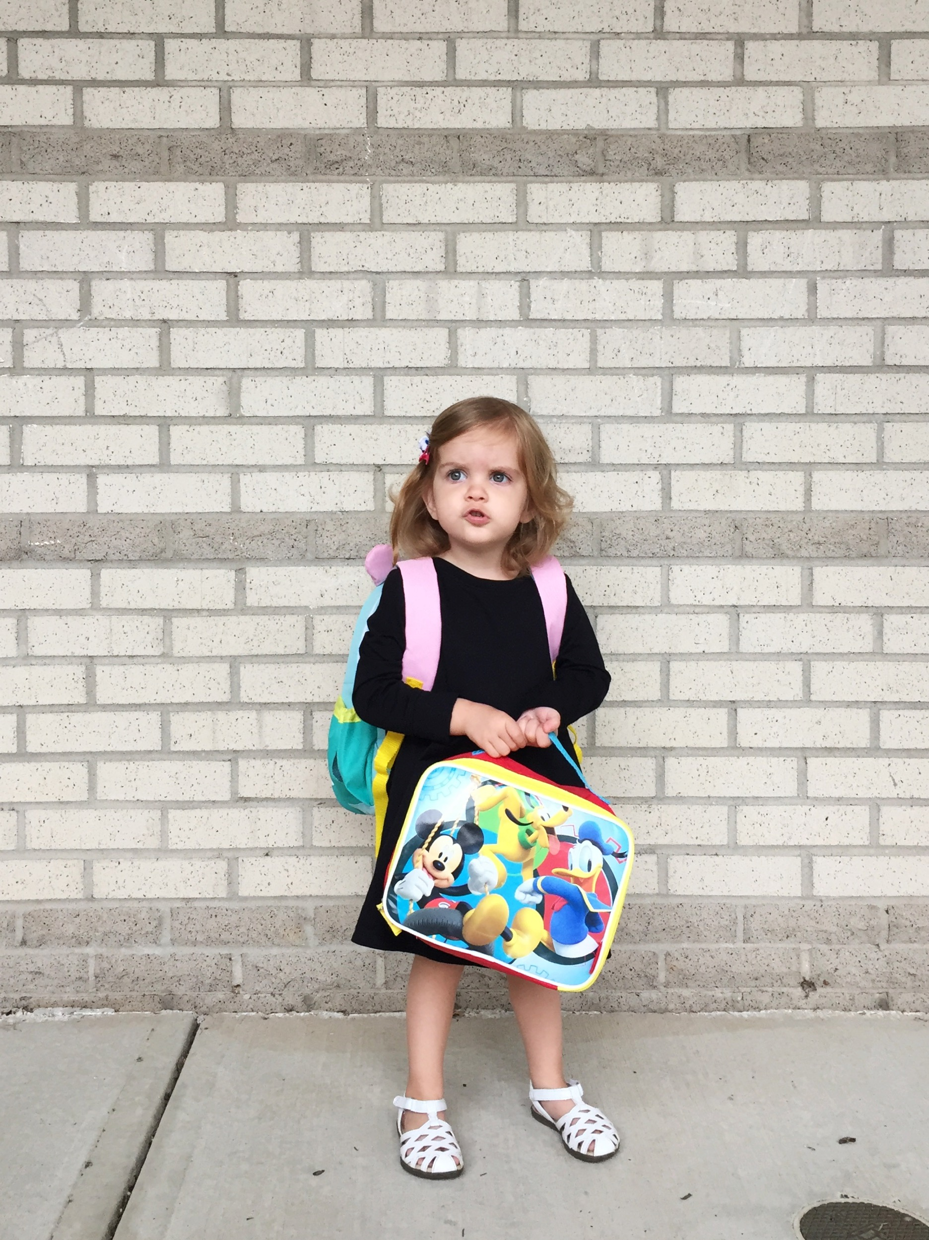 Sassy toddler or sassy teenager?