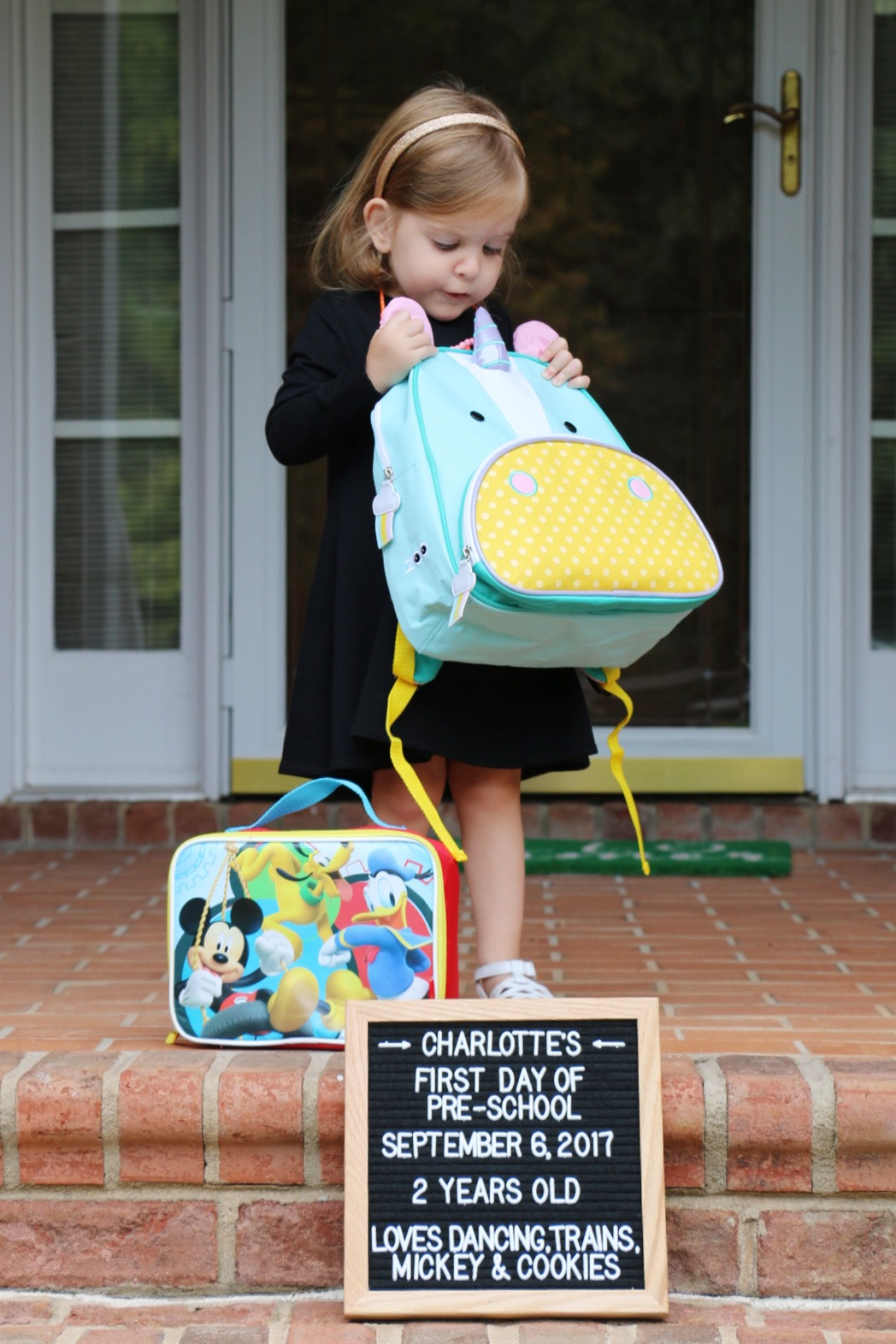 first-day-of-preschool-backpack-lunchbox