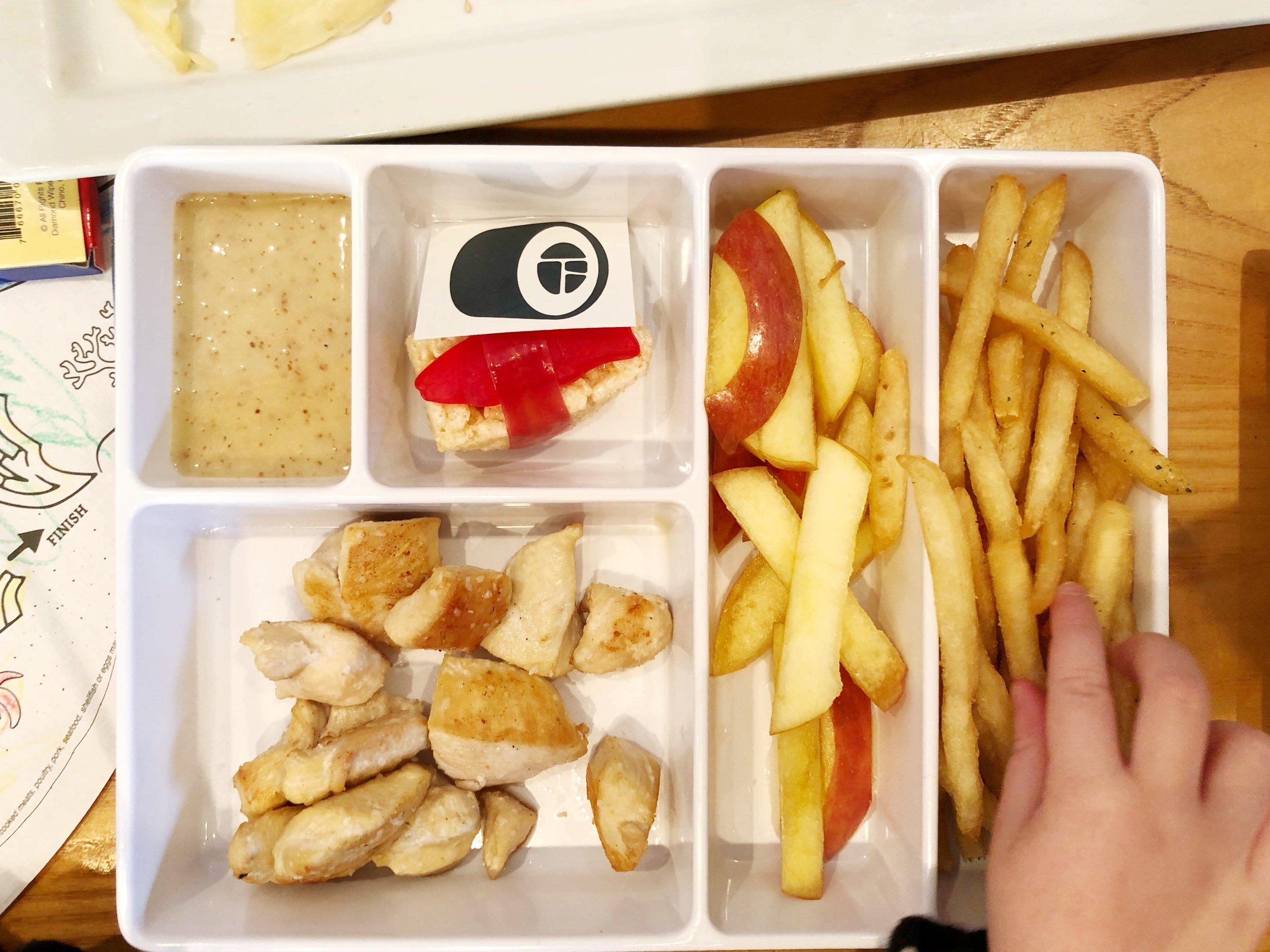 cowfish-charlotte-kids-bento-box-chicken