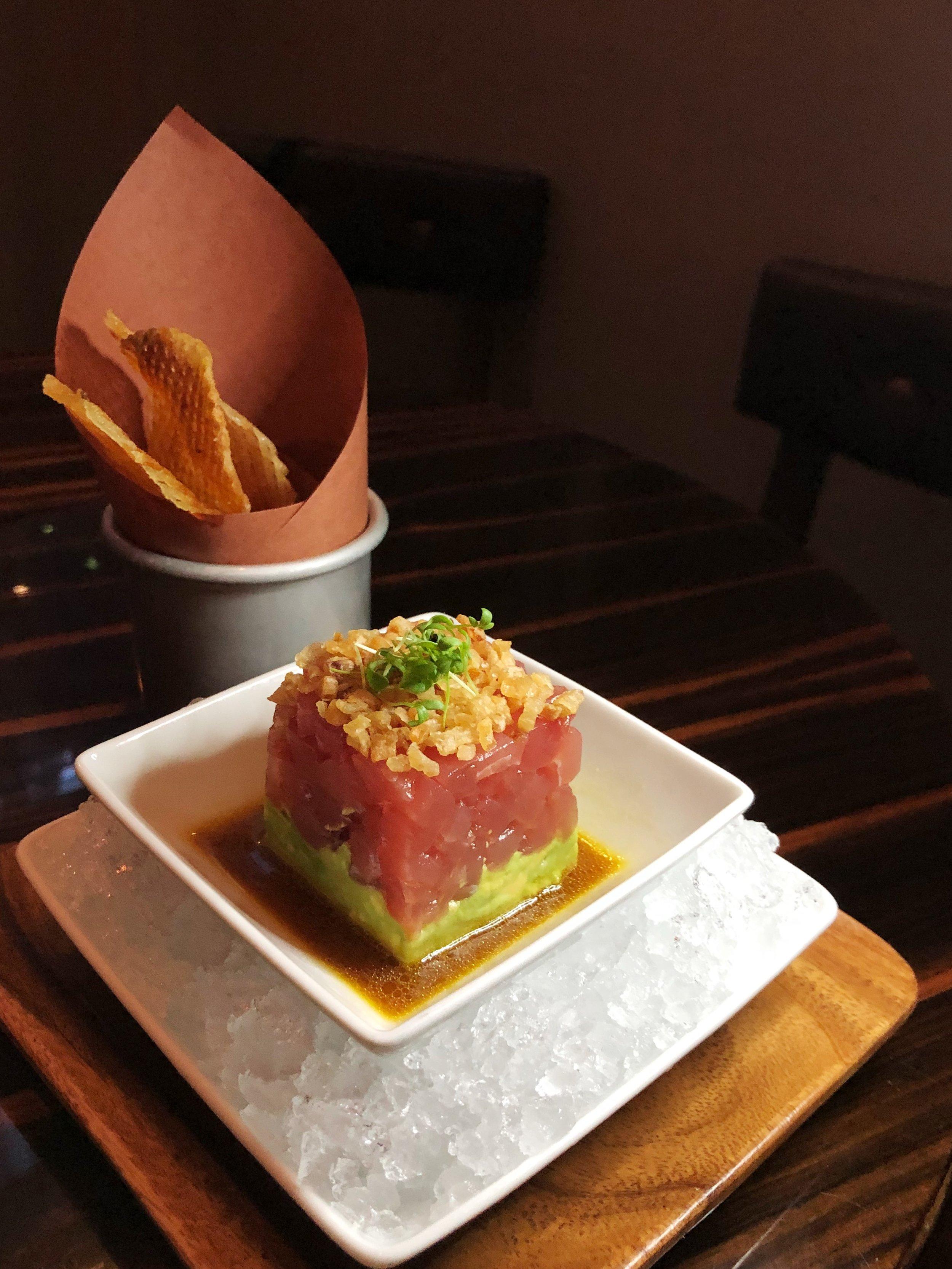 Tuna Tartare @ BLT Steakhouse