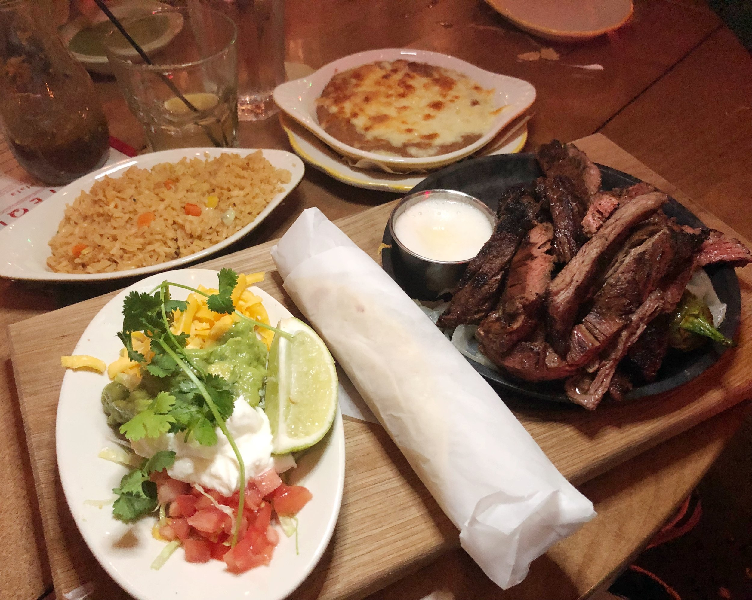 superica-south-end-charlotte-nc-skirt-steak-fajitas