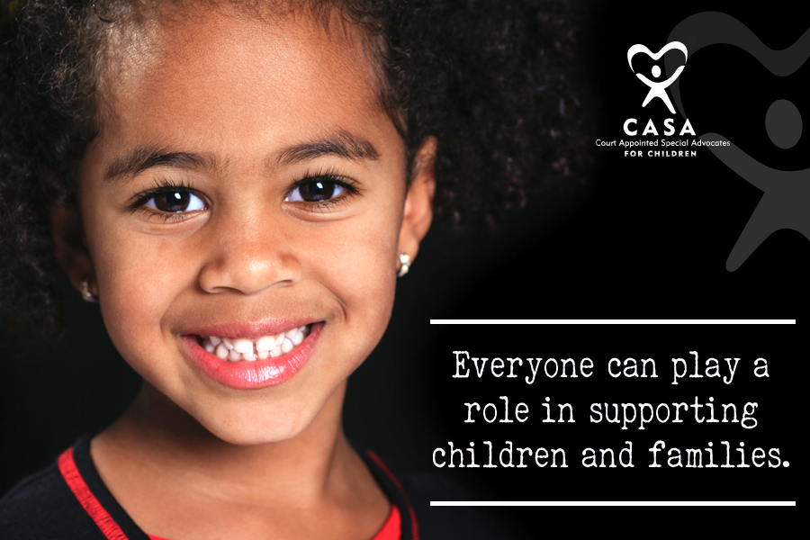 April is National Child Abuse Prevention Month, a perfect time to get involved with the CASA mission. We are steadily increasing our efforts to support families and prevent child abuse, thereby strengthening our entire community. Contact us today and find out what it takes to be an advocate. You have the power to change the life of a foster child. #CASAVolunteer #CASAofSanMateoCounty