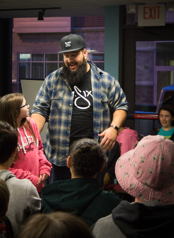 Frank GilStudent Ministries Pastor - Fun Facts: I went to the same college Billy Graham graduated from. I was pulled on stage by Lecrae and Andy Mineo jumped on my back (watch the video). I have been doing student ministry for over 10 years. Favorite Food: Chicken Wings!Pet Peeves: When I have food in my beard and no one tells me.Family: I married my wife Corinne in December 2008. We have 0 kids and have a dog named Grace.Follow Me OnlineFacebook // Twitter // InstagramEmail Me: Frank@epikos.org