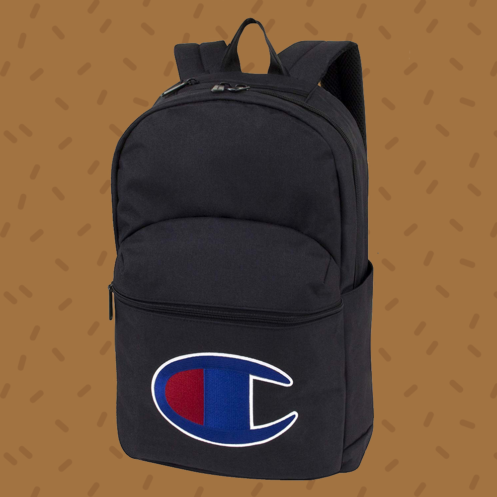 A Champion Backpack Full Of Great Back-To-School Gear