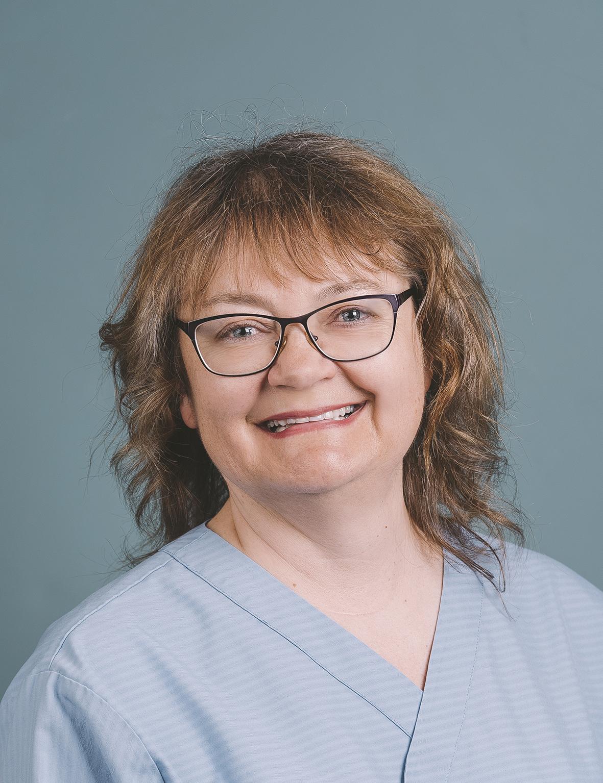 Brit Hjelmstadbakk - Autorisert tannhelsesekretær / Resepsjonist
