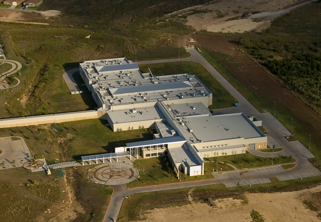 Bell County Correctional Complex, image by architects http://www.bsw-architects.com/portfolio/bell-county-jail/