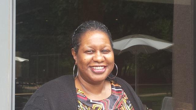 Lavandra's Mother, Sandra Rushing