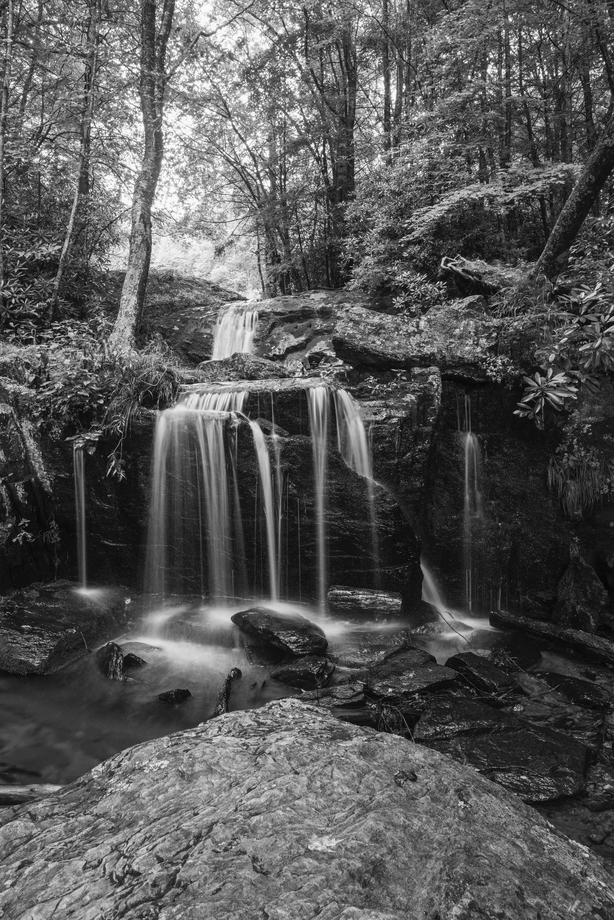 Newland Falls, Blue Ridge Mountains