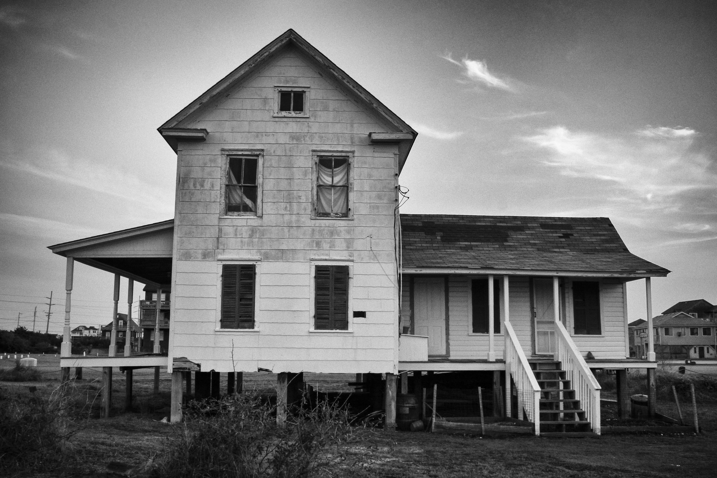 Abandoned House, Outer Banks
