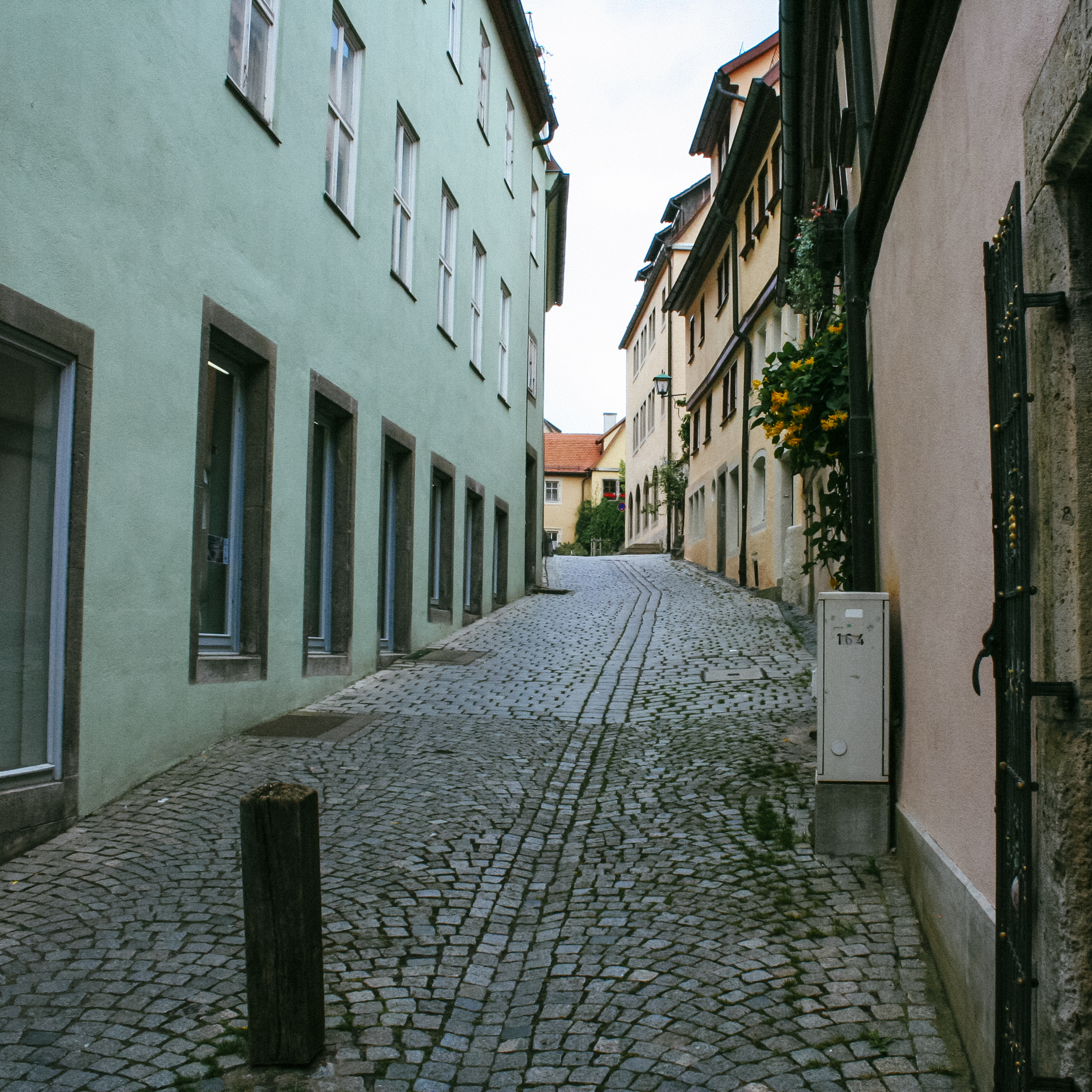 Unknown Alley, Germany