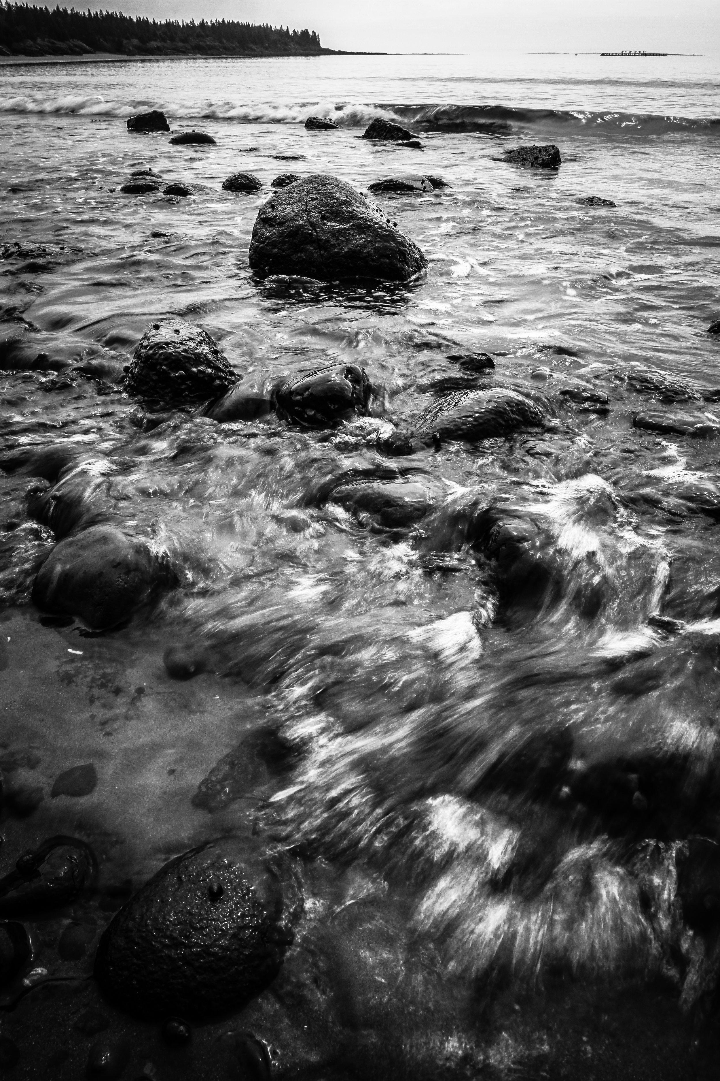 Seal Cove Beach