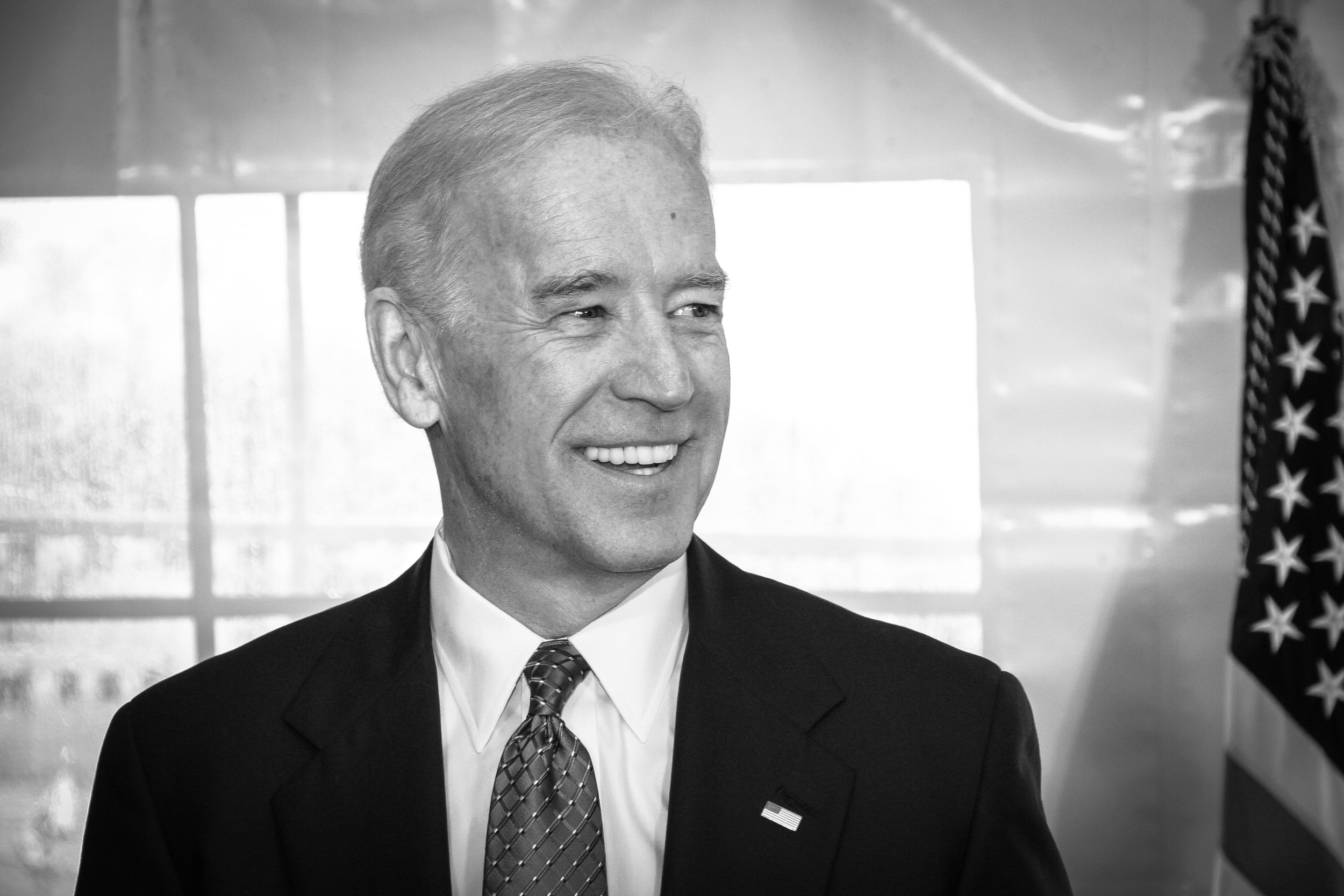 Vice President of the United States, Joe Biden, in washington, DC (2011).