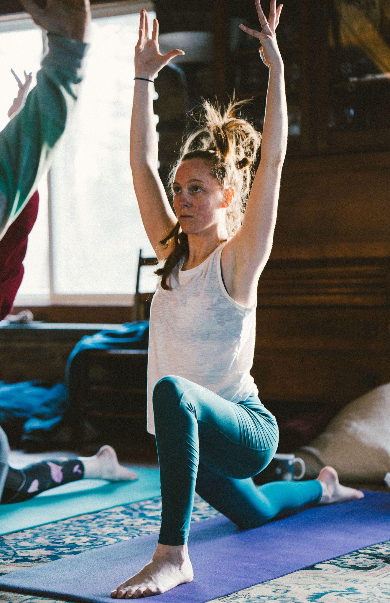 Chloe, Yoga Teacher in Training