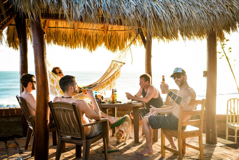 La Barra Surf Resort