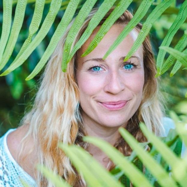 Taryn Vander Hoop - Co-Founder of Lila Flow Yoga 200 hour YTTSenior Yoga Teacher and Leader