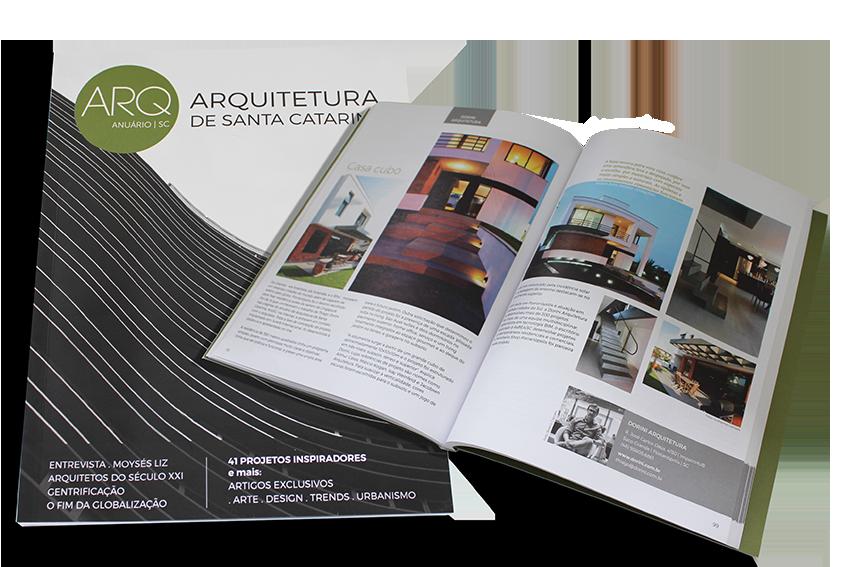 DORINI ARQUITETURA, projeto de casa em Jurerê Internacional presente no anuário de arquitetura de Santa Catarina. ArqSC